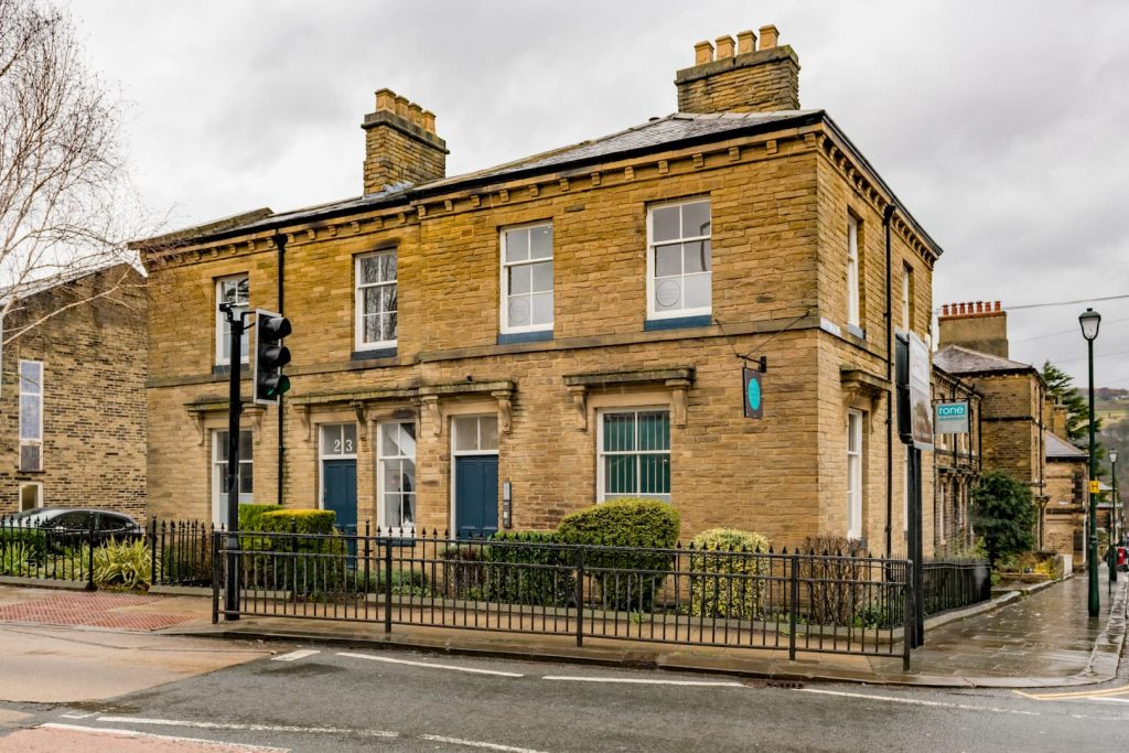Victoria Therapy Centre for psychotherapy and counselling in Saltaire near Bradford