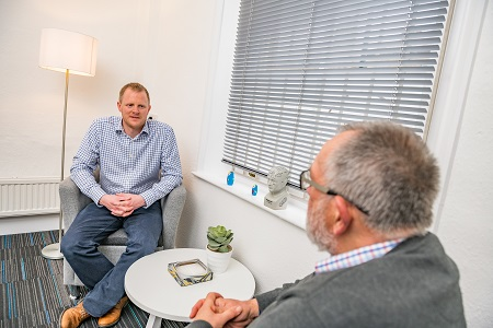 Neil Dowsland counsellor and EMDR therapist