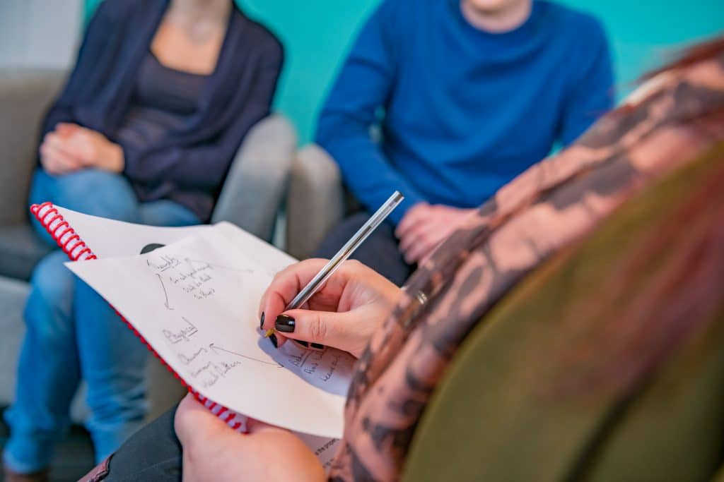 CBT couples therapy at the Victoria Therapy Centre in Saltaire