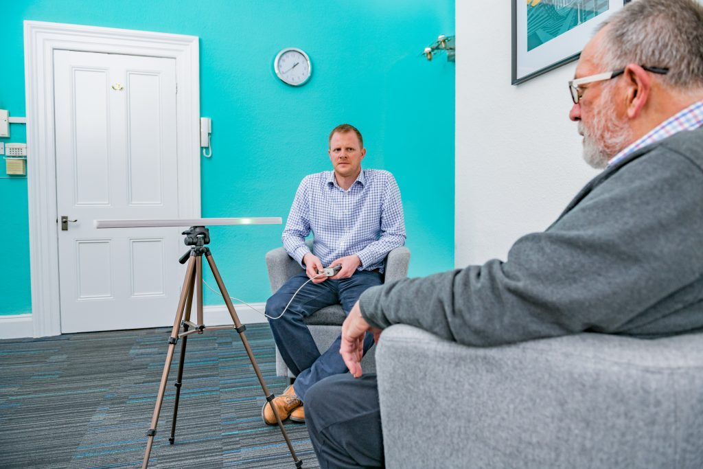 EMDR therapy with Neil Dowsland at Victoria Therapy Centre in Saltaire